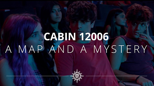 cabin12006 episode 4: a map and a mystery